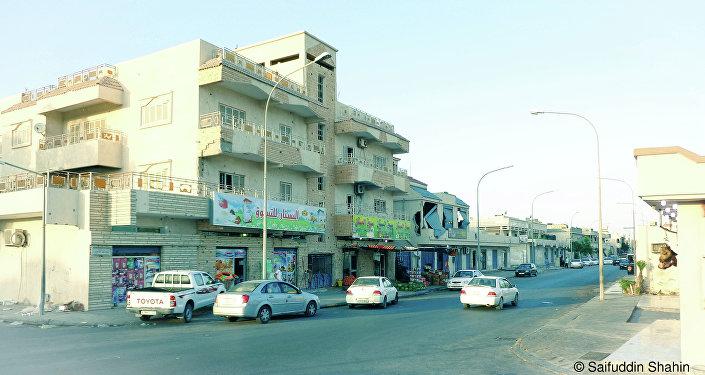 Syrte, Libye