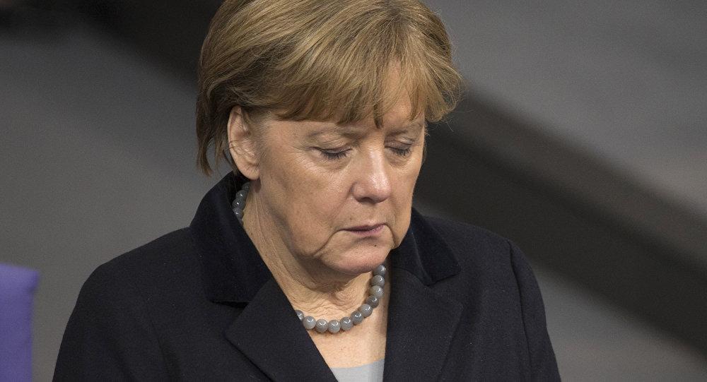 la chancelière fédérale Angela Merkel