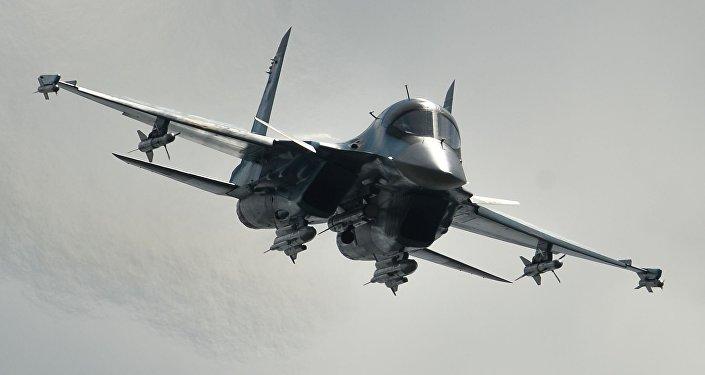 Un Su-34 russe