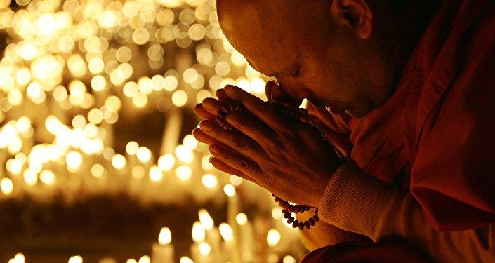 un bouddhiste