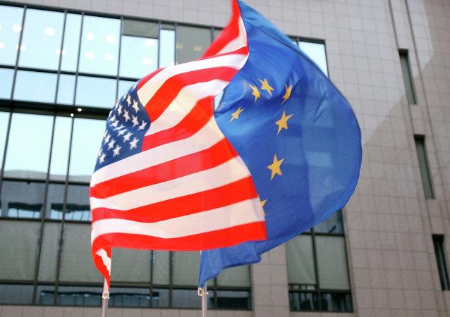 Transfert de données: les USA et l'UE signent un nouvel accord
