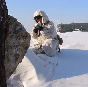L'armée russe mène des tirs de missiles Iskander-M en Sibérie