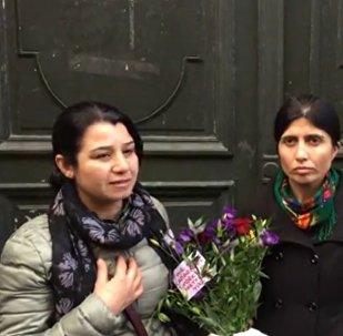 Nasrin Abdallah, une femme qui sait comment éliminer Daech