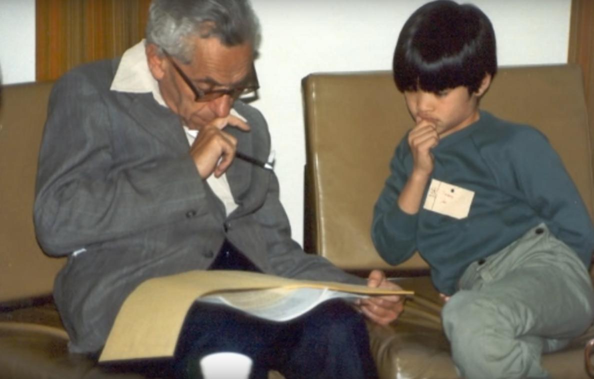 Terence Tao a, dès son enfance, révélé des talents extraordinaires
