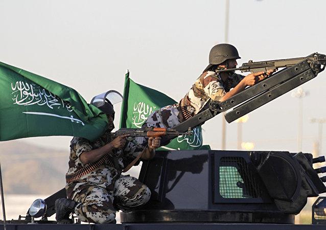 Forces armées saoudiennes