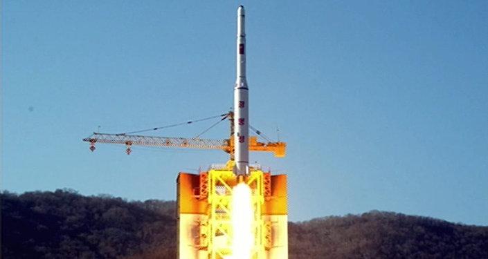 La Corée du Nord s'apprête à lancer un nouveau satellite