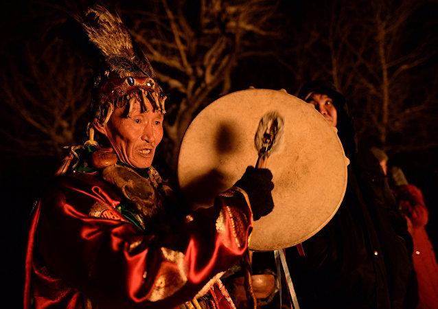 Les chamans de Sibérie célèbrent le Nouvel an