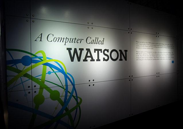 Un ordinateur appelé Watson