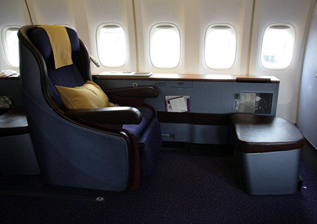 avion, première classe
