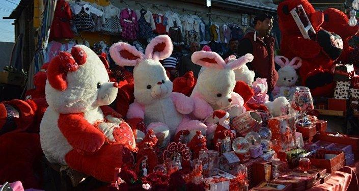 Bagdad se prépare à la Saint-Valentin