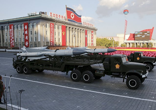 Missiles nord-coréens (archives)