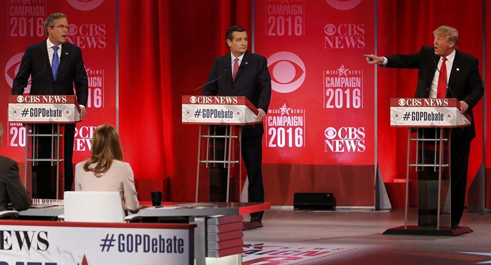 Le 9e débat pour l'investiture présidentielle républicaine en Caroline du Sud