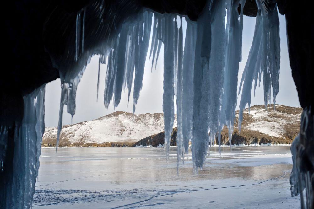 Magie de l'hiver au Baïkal