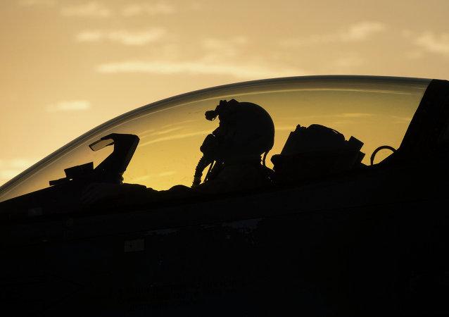 Des F-16 de l'armée de l'air turque