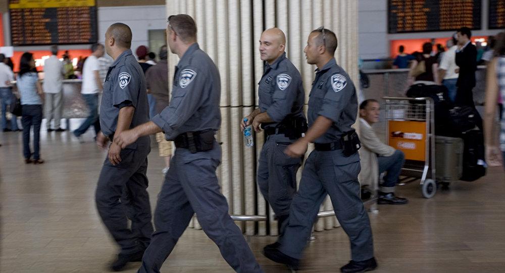 Policiers israéliens