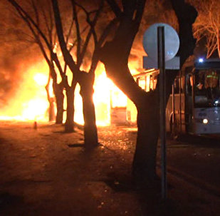 Une attaque terroriste à Ankara