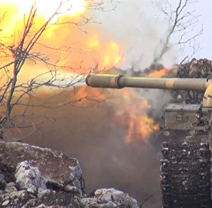 Les soldats syriens libèrent un village dans la province de Lattaquié