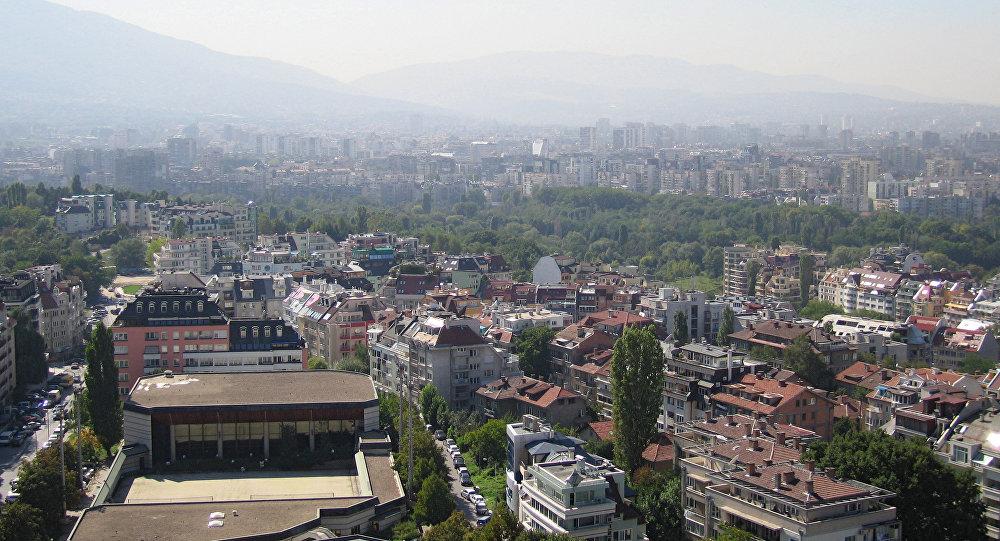 Sofia, la capitale bulgare