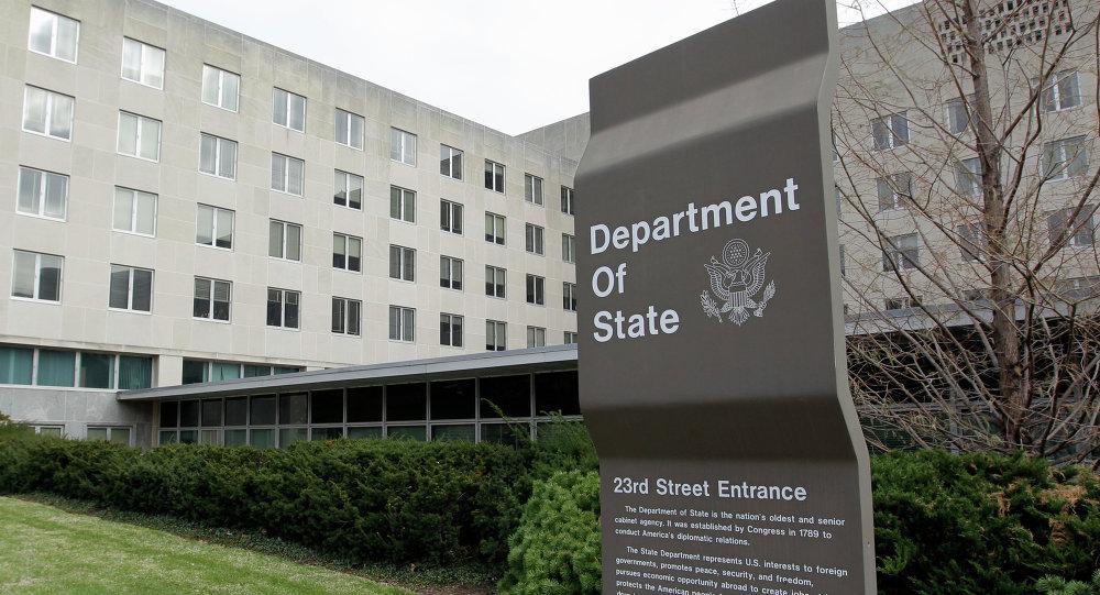 Département d'Etat