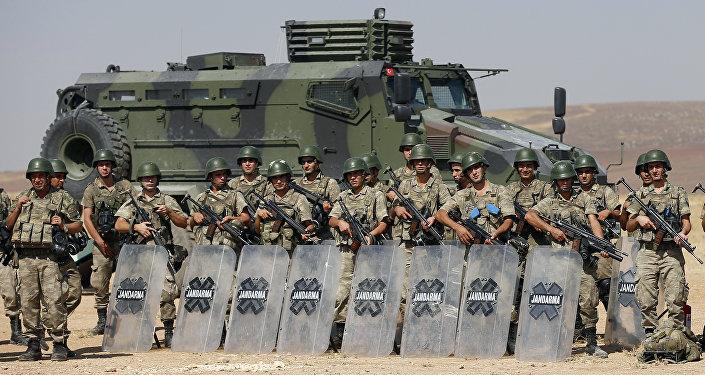 soldats turcs