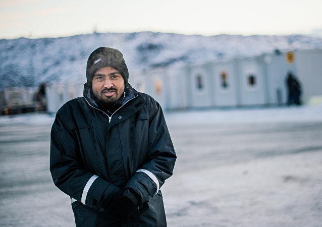 Des migrants catapultés à quelques pas du cercle polaire