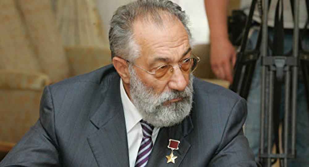 ARTHUR TCHILINGAROV