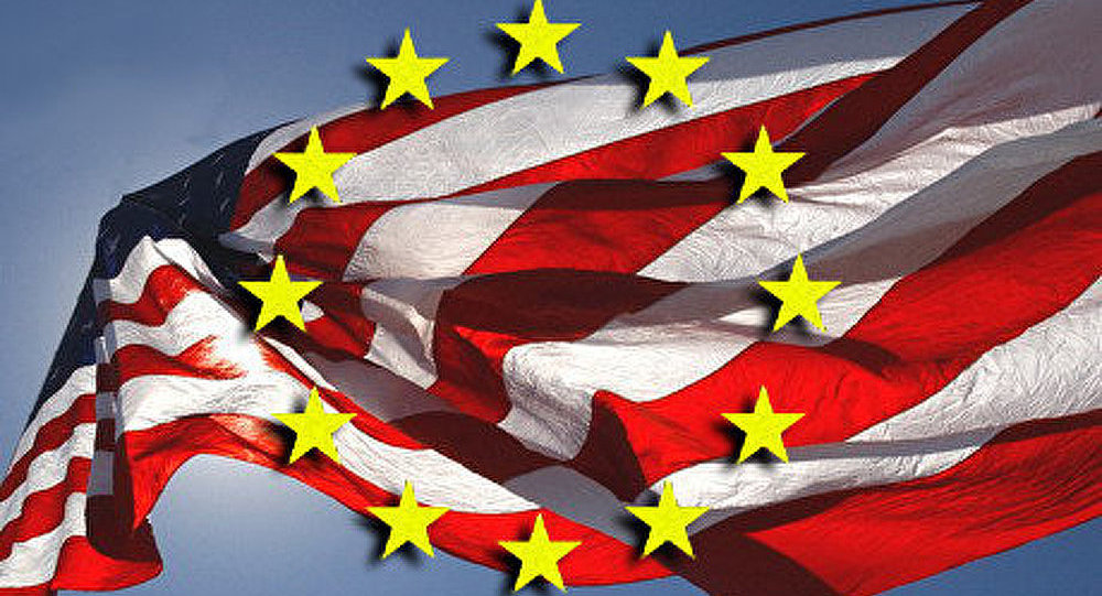 WASHINGTON N'APPRECIE PAS UNE EUROPE FORTE