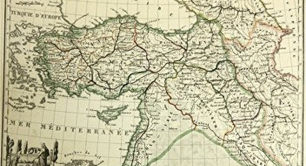 Le projet Byzantin