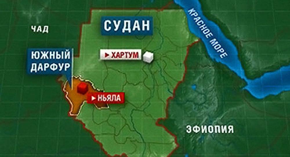 Les pilotes russes sont enlevés au Darfour