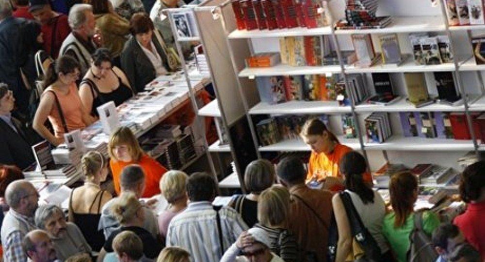 Salon du livre de Moscou : quelles perspectives pour la littérature russe à l'étranger ?
