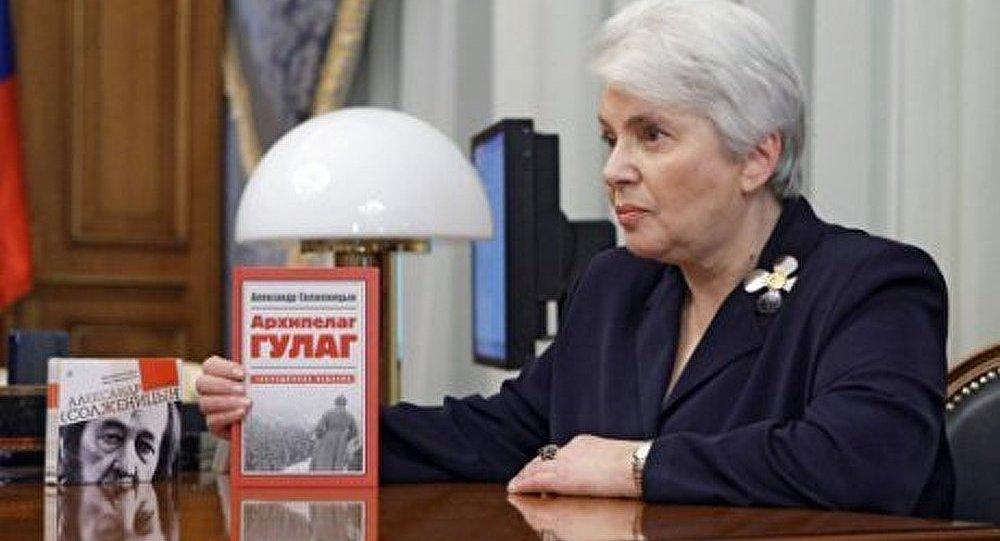 Soljenitsyne inclus dans les programmes scolaires