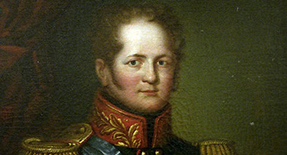 Alexandre I: modéré et recherché