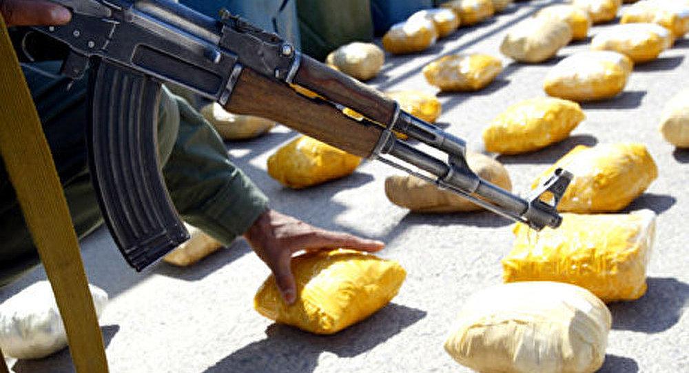 Afghanistan : Première opération des départements antinarcotiques russes et américains