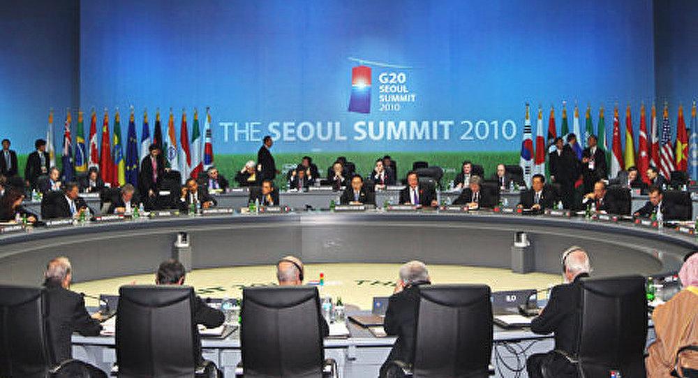 Le sommet du G20 : la crise est finie