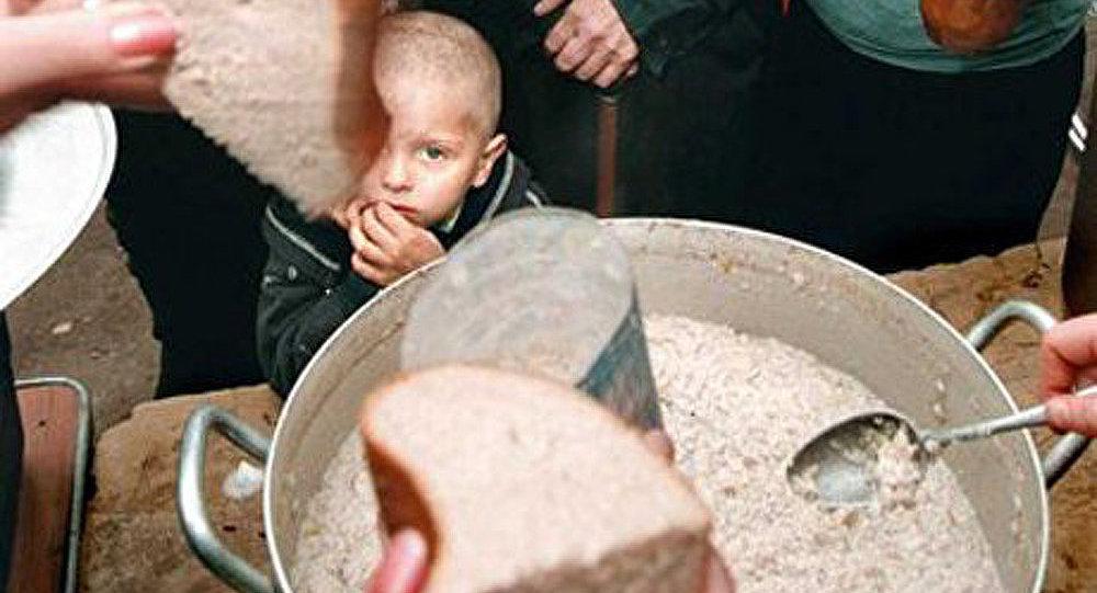 Réchauffement: 20% de la population mondiale aura faim d'ici 2020