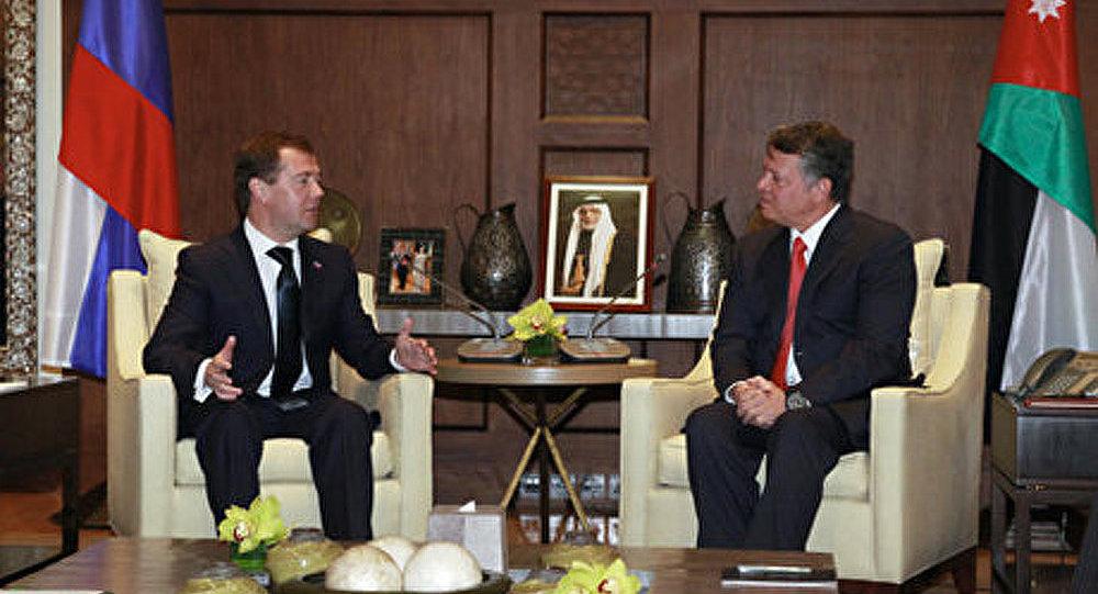 Proche-Orient : Medvedev sur tous les fronts