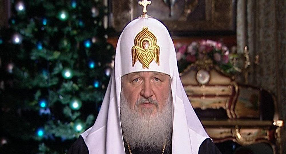 L'église orthodoxe russe soutenue