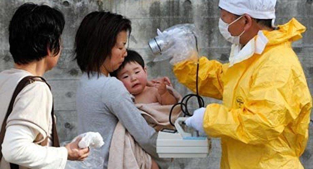 Les radiations dans l'eau dépassent la limite pour les bébés de Tokyo