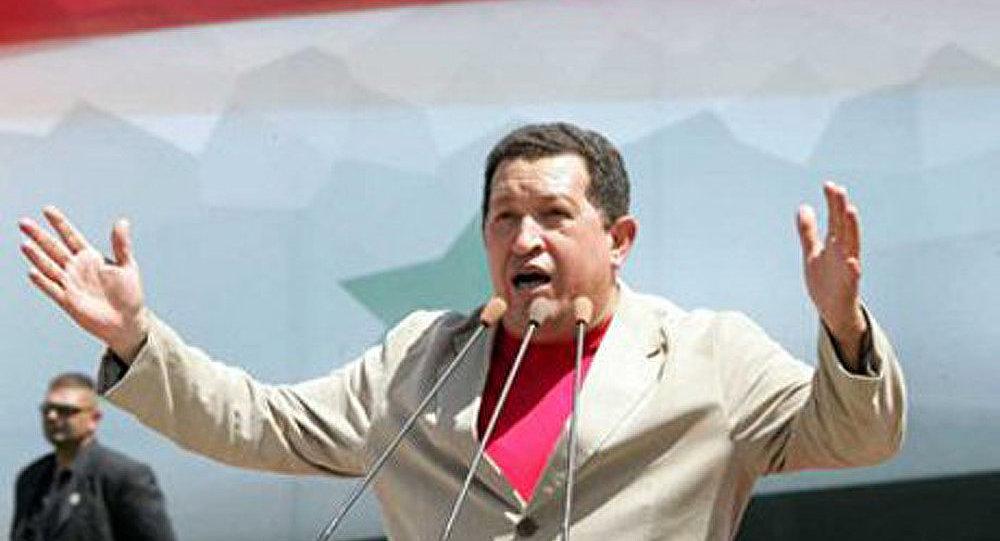 Mars: Chavez accuse le capitalisme d'avoir tué la vie sur la planète