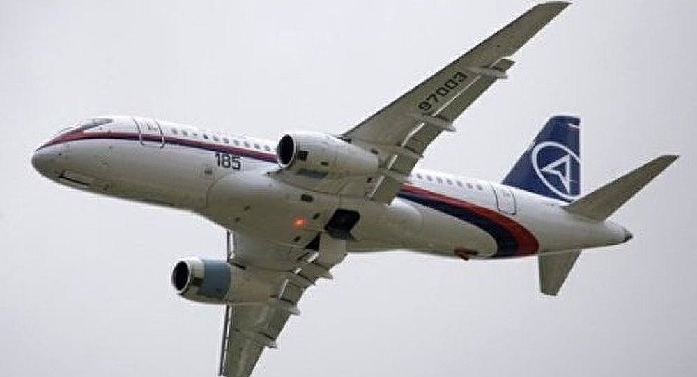 Soukhoï SuperJet-100: premier vol commercial en avril