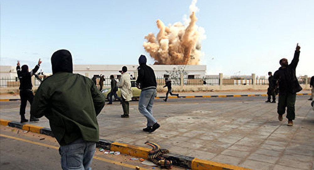 La Douma d'Etat russe signale l'emploi non sélectif de la force contre la Libye