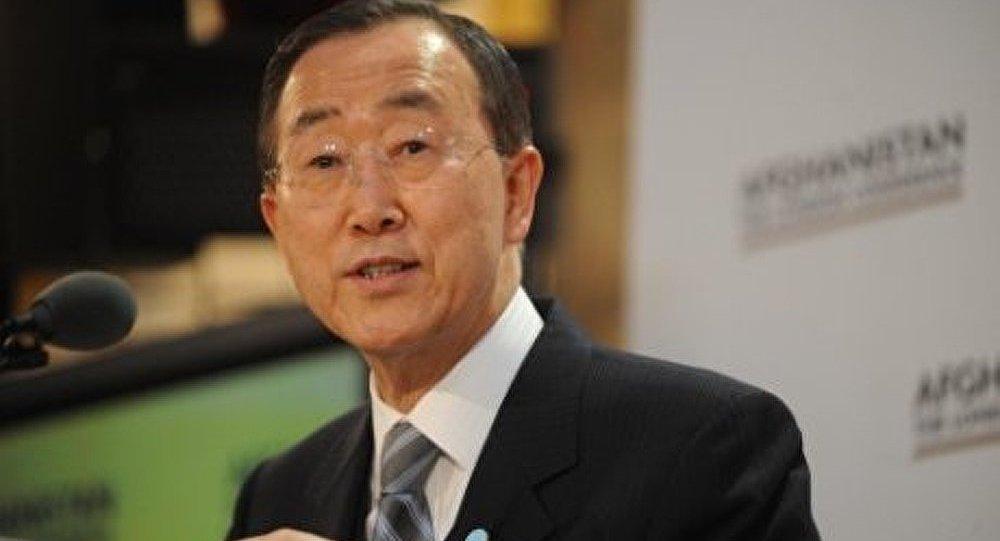 PO: rapport de Ban Ki-moon au Conseil de Sécurité le 24 mars