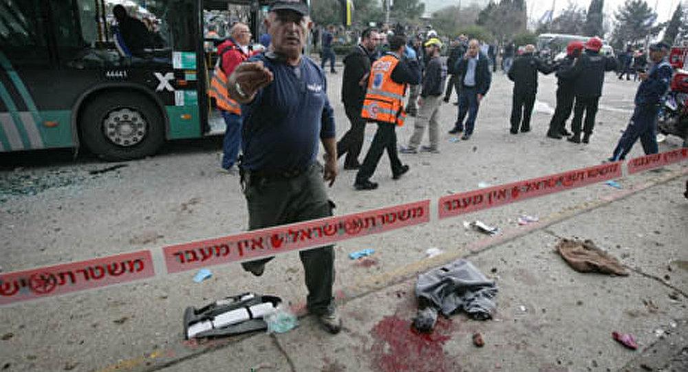 Jérusalem: au moins 2 morts et environ 20 blessés dans une explosion (Zaka)