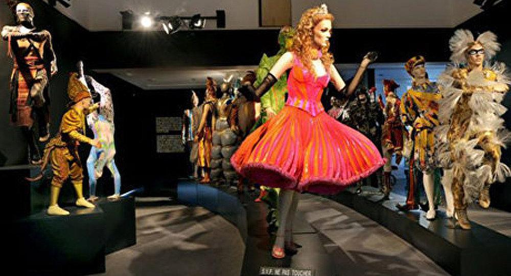 « Artisans de Rêve » : costumes du « Cirque du Soleil »
