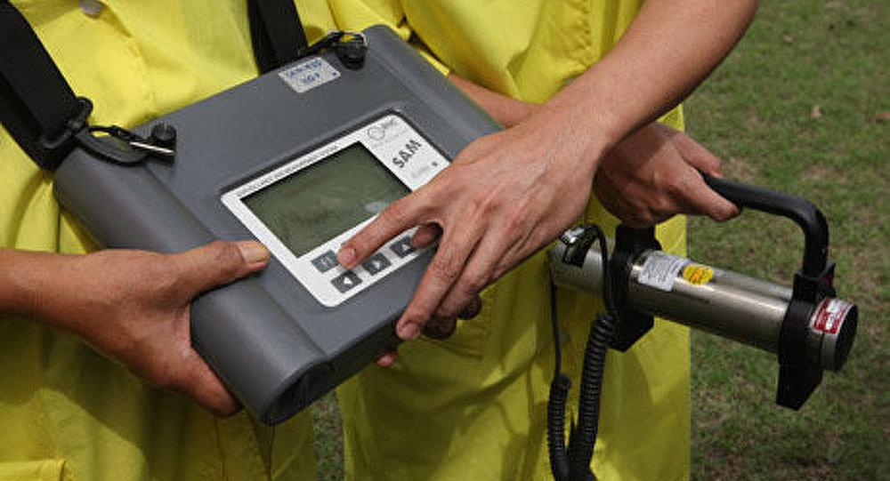Japon : contrôle radiologique pour les cargaisons