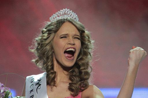 Elena Sendetskaïa savoure son triomphe.