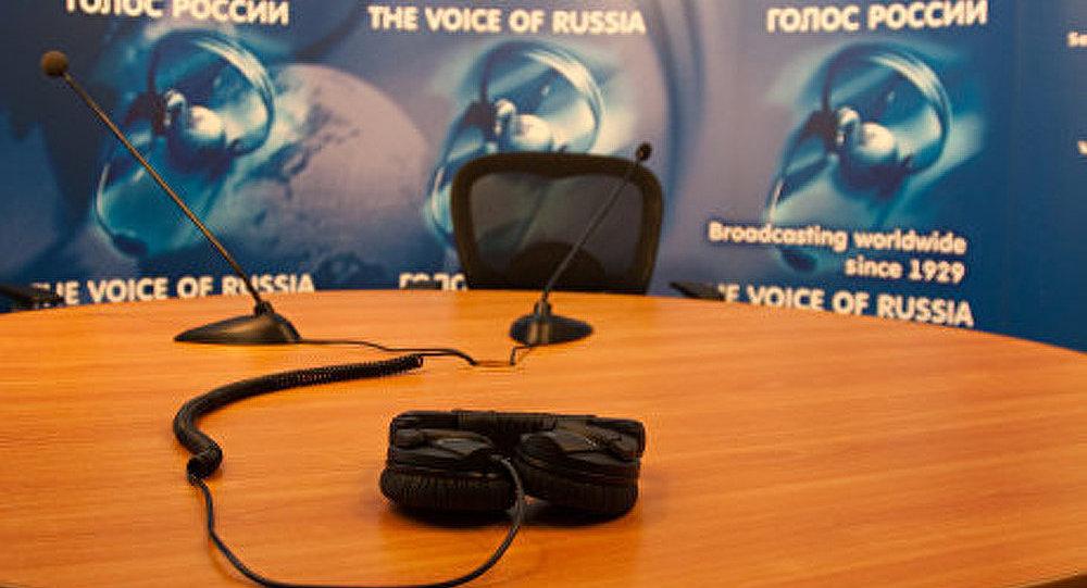 Le jour de la radio est célébré en Russie