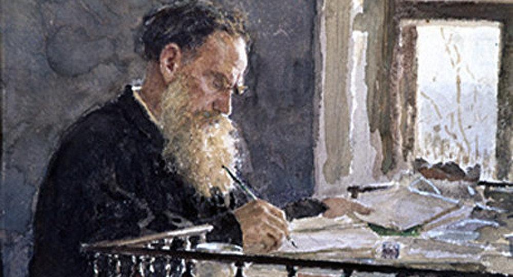 Tolstoï ou « La Mémoire du monde »