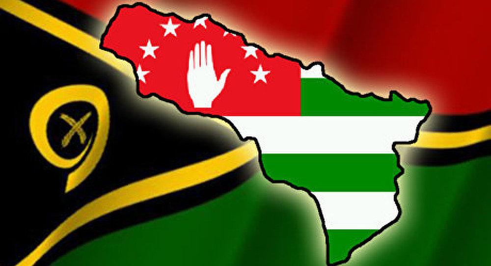 L'Abkhazie est reconnue par un autre État