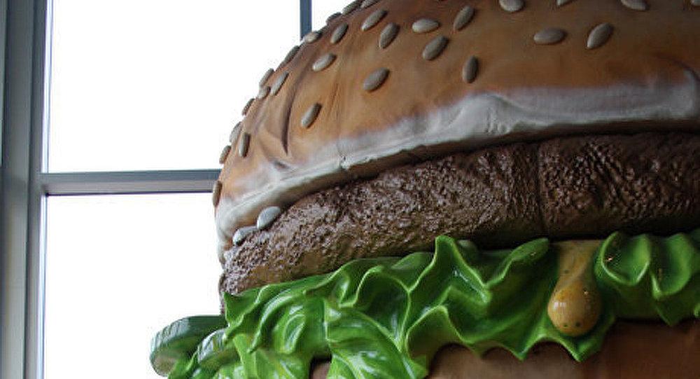 Un «caca burger» bientôt dans nos assiettes ? (Vidéo)